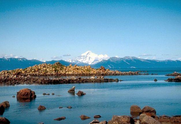 Mount Ilimana from Augustine Island http://www.avo.alaska.edu/images/image.php?id=384