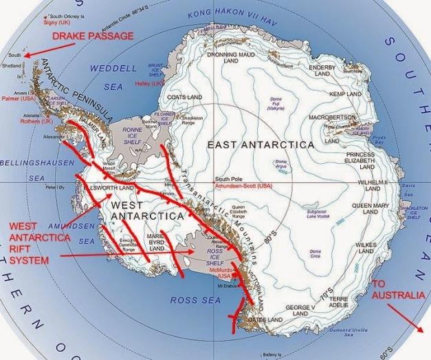 Antarctica 1 – Introduction to Antarctica's Volcanoes |